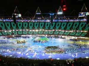 Paralympics Opening Ceremony
