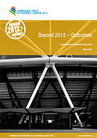 Beyond 2012 - Outcomes Report